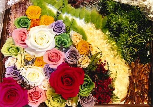 バラの庭に癒されて! _1